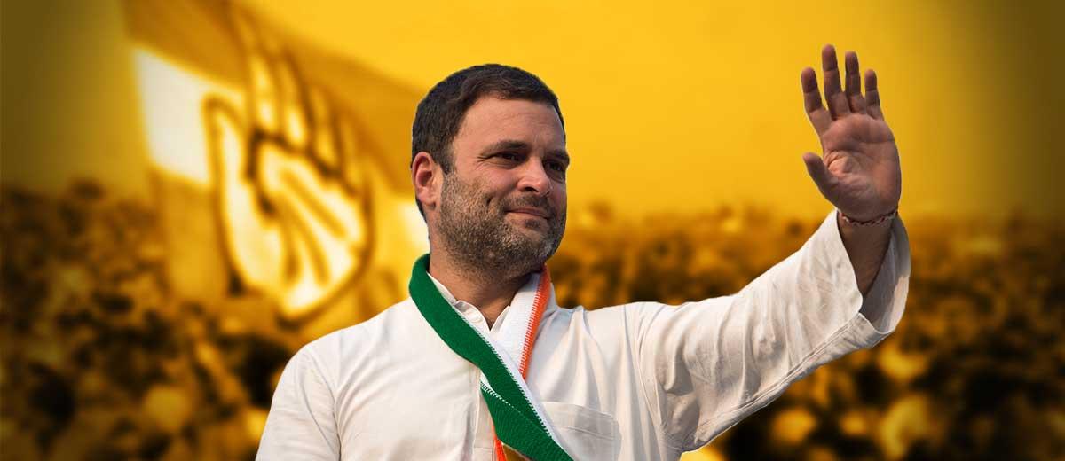 भाजपा ने राहुल पर लगाया राष्ट्र गीत के अपमान करने का आरोप; कहा- एक लाइन में खत्म कराया वंदेमातरम