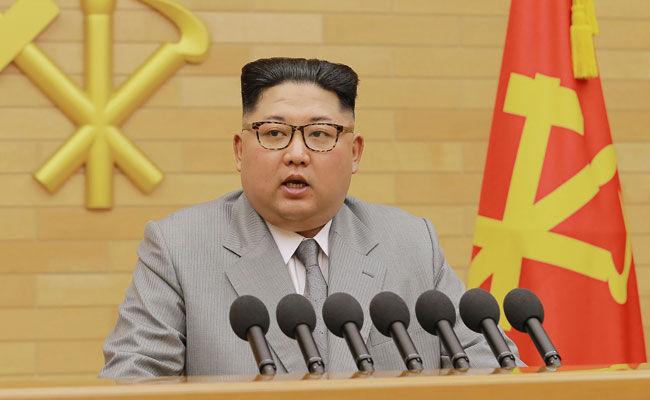 किम जोंग उन ने कहा परमाणु हथियार बनाएगा उत्तर कोरिया