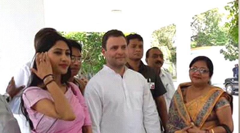 कांग्रेस विधायक अदिति सिंह ने शादी की अफवाहों पर लगाया विराम, राहुल गांधी को बताया भाई