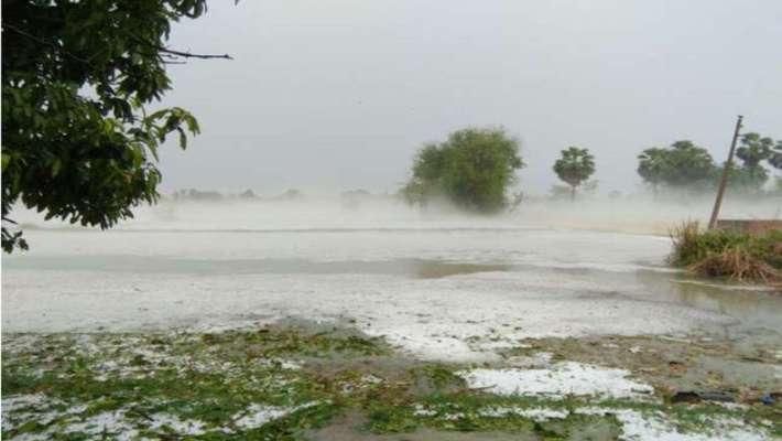 देश के 13 राज्यों में आंधी-तूफान का अलर्ट, हरियाणा में दो दिन के लिए स्कूल बंद
