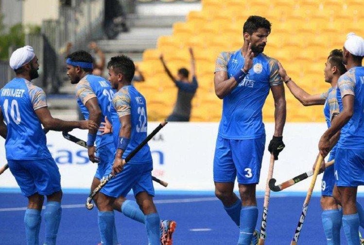 एशियाड पुरुष हॉकी: भारत ने पाकिस्तान को 2-1 से हराकर ब्रॉन्ज मेडल पर किया कब्जा