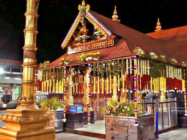 खुल गए सबरीमाला मंदिर के कपाट, तृप्ति देसाई का भारी विरोध