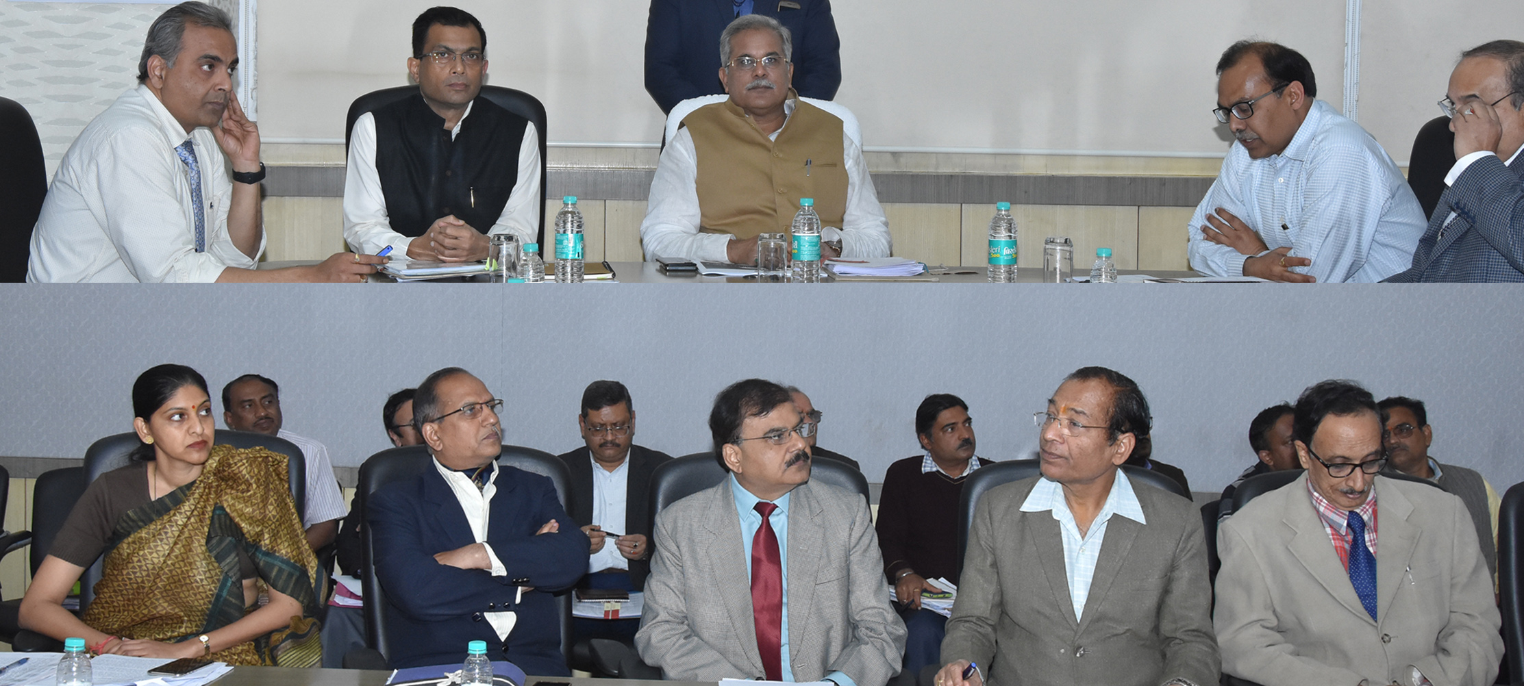 मुख्यमंत्री की अध्यक्षता में मंत्रिपरिषद की बैठक के महत्वपूर्ण निर्णय