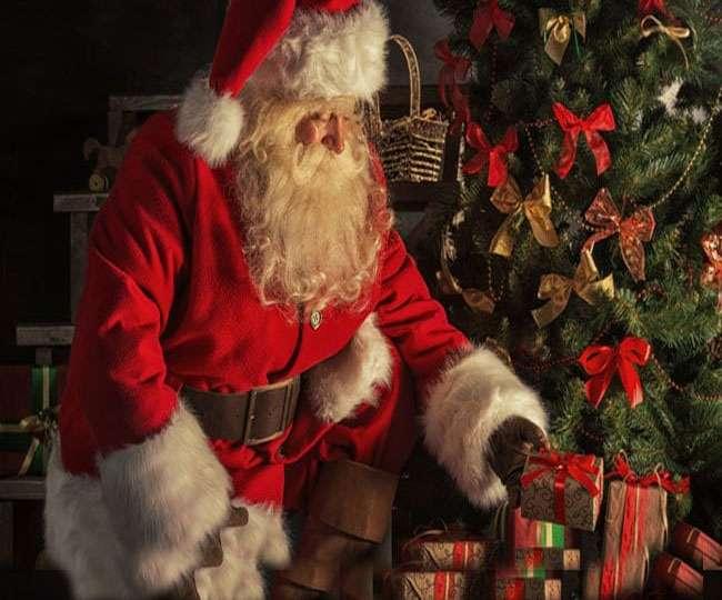 क्रिसमस ट्री और सीक्रेट सांता क्लॉज की कहानी