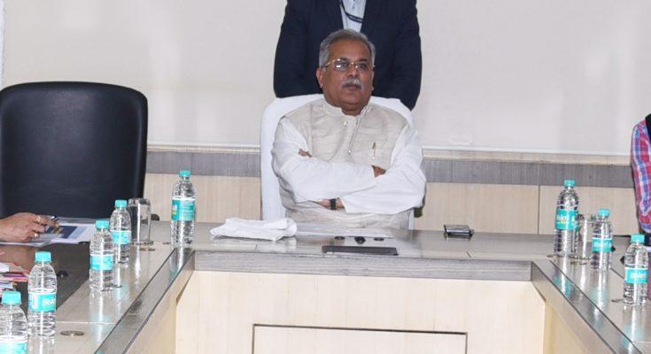 मुख्यमंत्री ने आईएएस अधिकारी चन्द्रकांत उइके के निधन पर गहरा दुःख व्यक्त किया