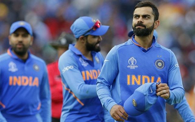 बारिश ने रोकी टीम इंडिया की रफ्तार