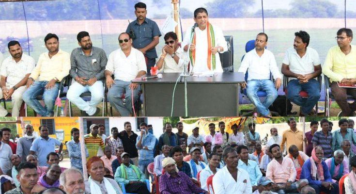 किसानों और गांवों की समृिद्ध से प्रदेश और देश होंगे मजबूत : डॉ. डहरिया