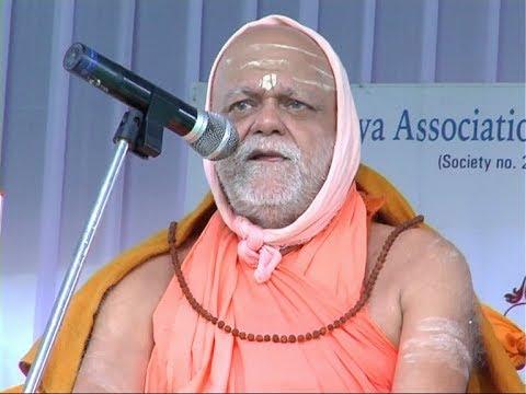 राम मंदिर बनाने के लिए सरदार पटेल जैसा मनोबल चाहिए : स्वामी निश्चलानंद सरस्वती