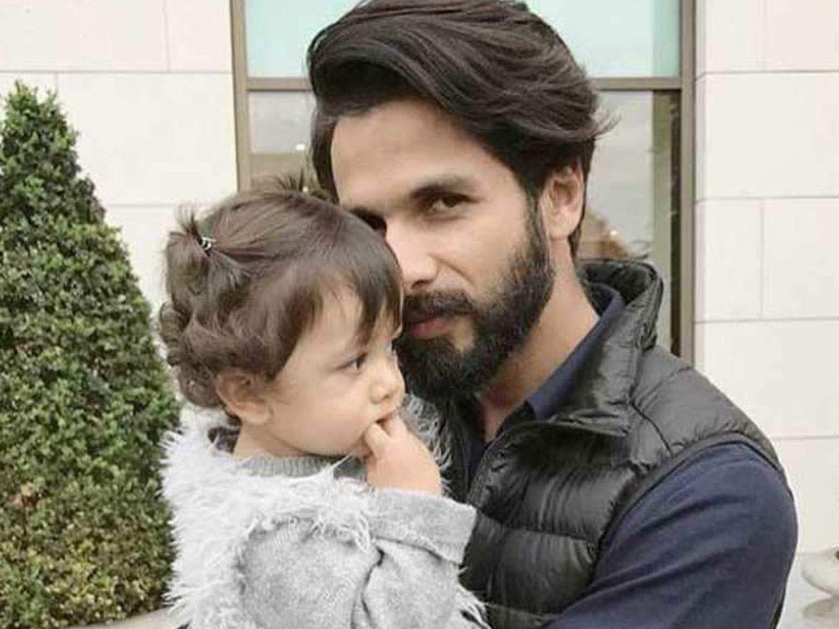 'कबीर सिंह' के दौरान जब शाहिद कपूर से डर गई थी उनकी बेटी मीशा!