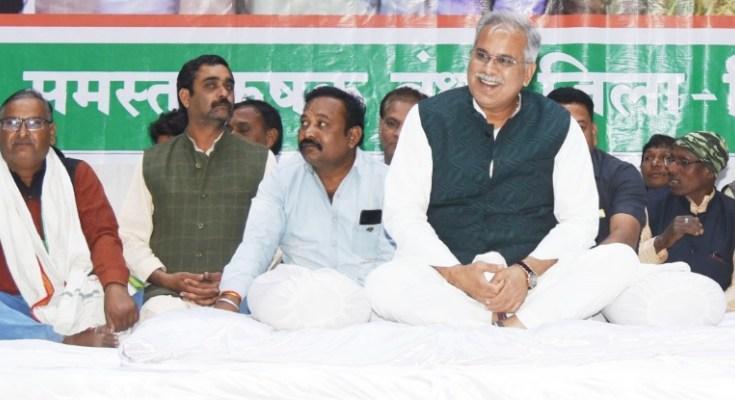 अन्नदाता किसानों के साथ नहीं होगा अन्याय : मुख्यमंत्री