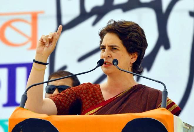 प्रियंका गाँधी ने लगाया आरोप पुलिस ने कहा बेबुनियाद