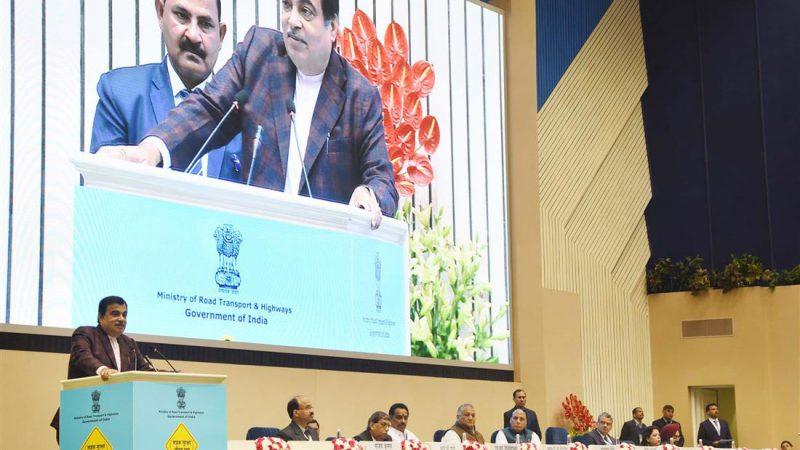 केन्द्रीय सड़क परिवहन और राजमार्ग मंत्रालय सड़क यातायात को सुरक्षित बनाने के लिए प्रतिबद्ध है : गडकरी