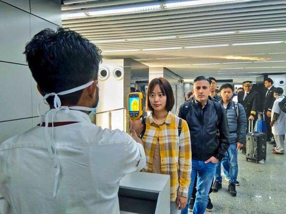 चीन में नोवेल कोरोनावायरस बीमारी :  स्वास्थ्य मंत्रालय द्वारा उठाए गए कदम