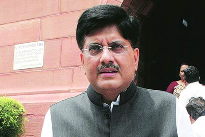 पीयूष गोयल विश्व आर्थिक मंच 2020 के लिए भारतीय प्रतिनिधिमंडल का नेतृत्व करेंगे