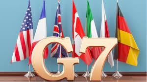 कोरोना वायरस का प्रसार रोकने के लिए जी-7 देशों ने बनाई सहमती