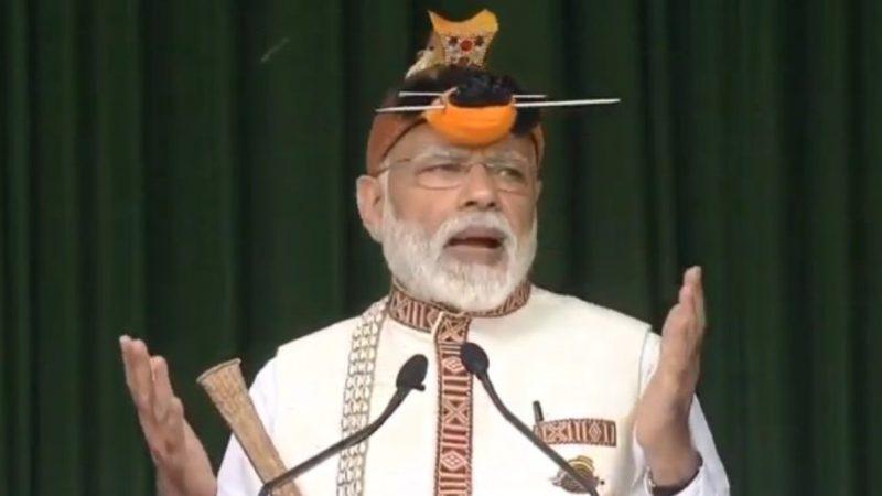 प्रधानमंत्री ने मिजोरम और अरुणाचल प्रदेश के स्थापना दिवस पर वहां के लोगों को बधाई दी