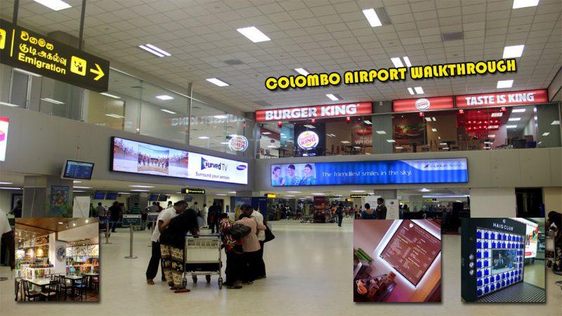 श्रीलंका ने कोविड-19 से निपटने के लिए हवाई अड्डों पर यात्रियों का आगमन अनिश्चितकाल के लिए बंद किया