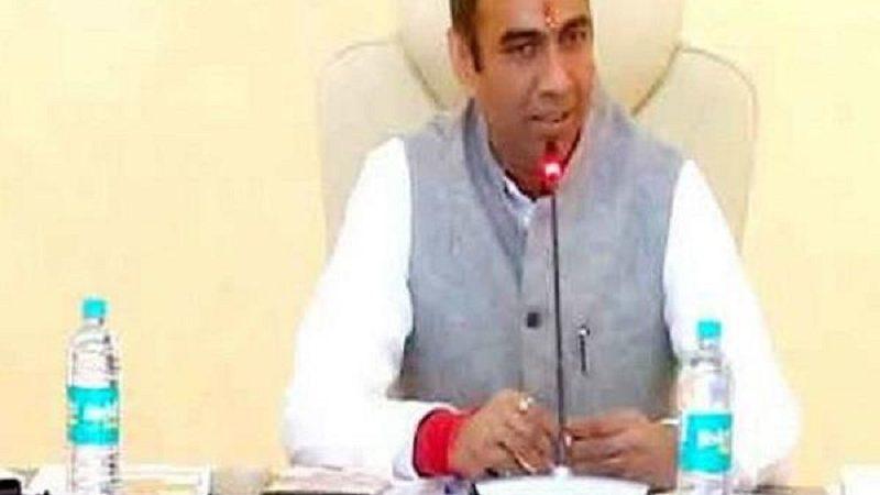 बोर्ड परीक्षाओं के बाद करें विद्युत मेन्टेनेंस : ऊर्जा मंत्री प्रियव्रत सिंह