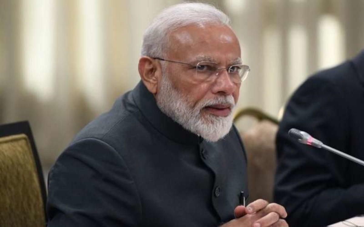 प्रधानमंत्री श्री नरेन्द्र मोदी ने आयुष्मान भारत की '1 करोड़वीं' लाभार्थी के साथ बातचीत की