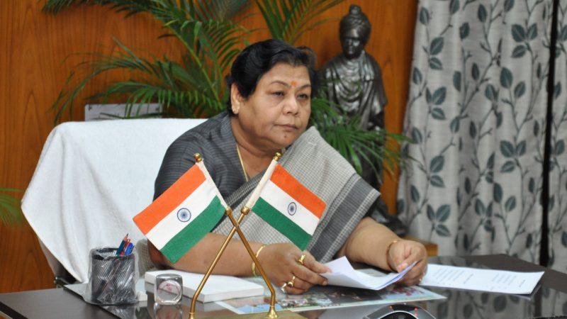 रायपुर : राज्यपाल ने कृष्ण जन्माष्टमी पर दी शुभकामनाएं