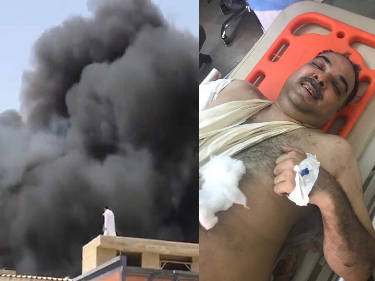 पाकिस्तान हादसा: मौत को मात देने वाला शख्स