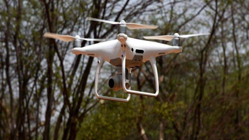 भारत के 'जासूसी ड्रोन' को मार गिराया: पाक