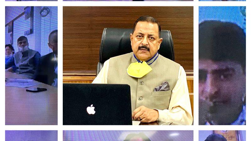 भारत के नए व्यावसायिक स्थल के रूप में उभरा पूर्वोत्तर क्षेत्र : डॉ. जितेंद्र सिंह