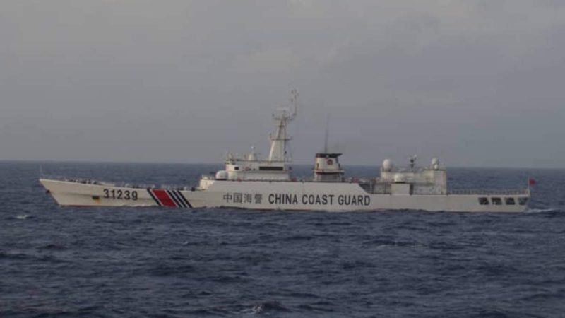 ईस्ट चाइना सी में भी जापान को छेड़ रहा चीन