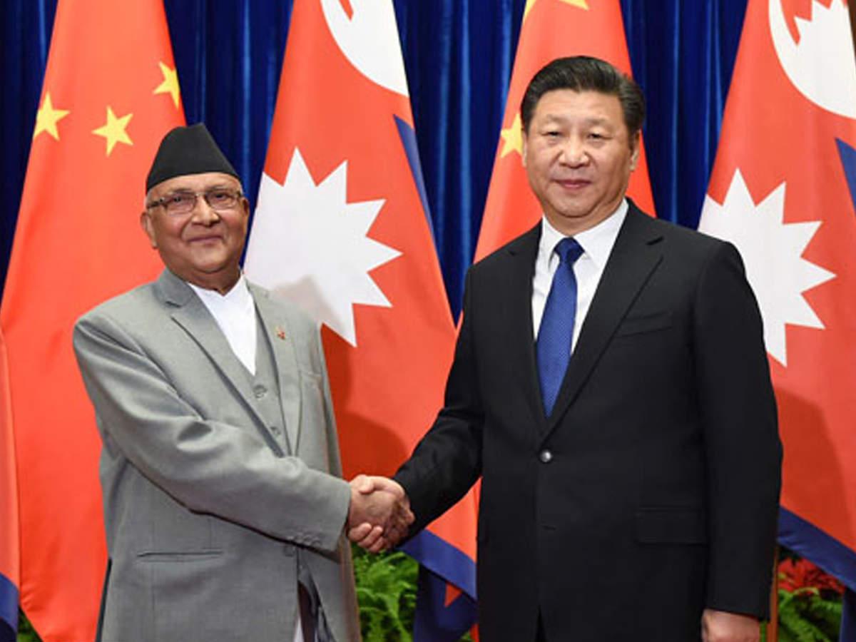 भारत-नेपाल के बीच चीन पर आरोप साजिश: चीन