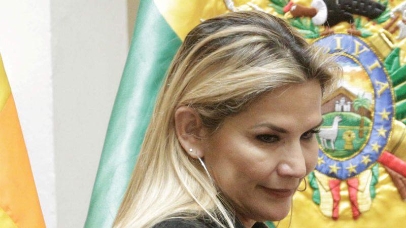 बोलिविया की अंतरिम राष्ट्रपति को हुआ कोरोना