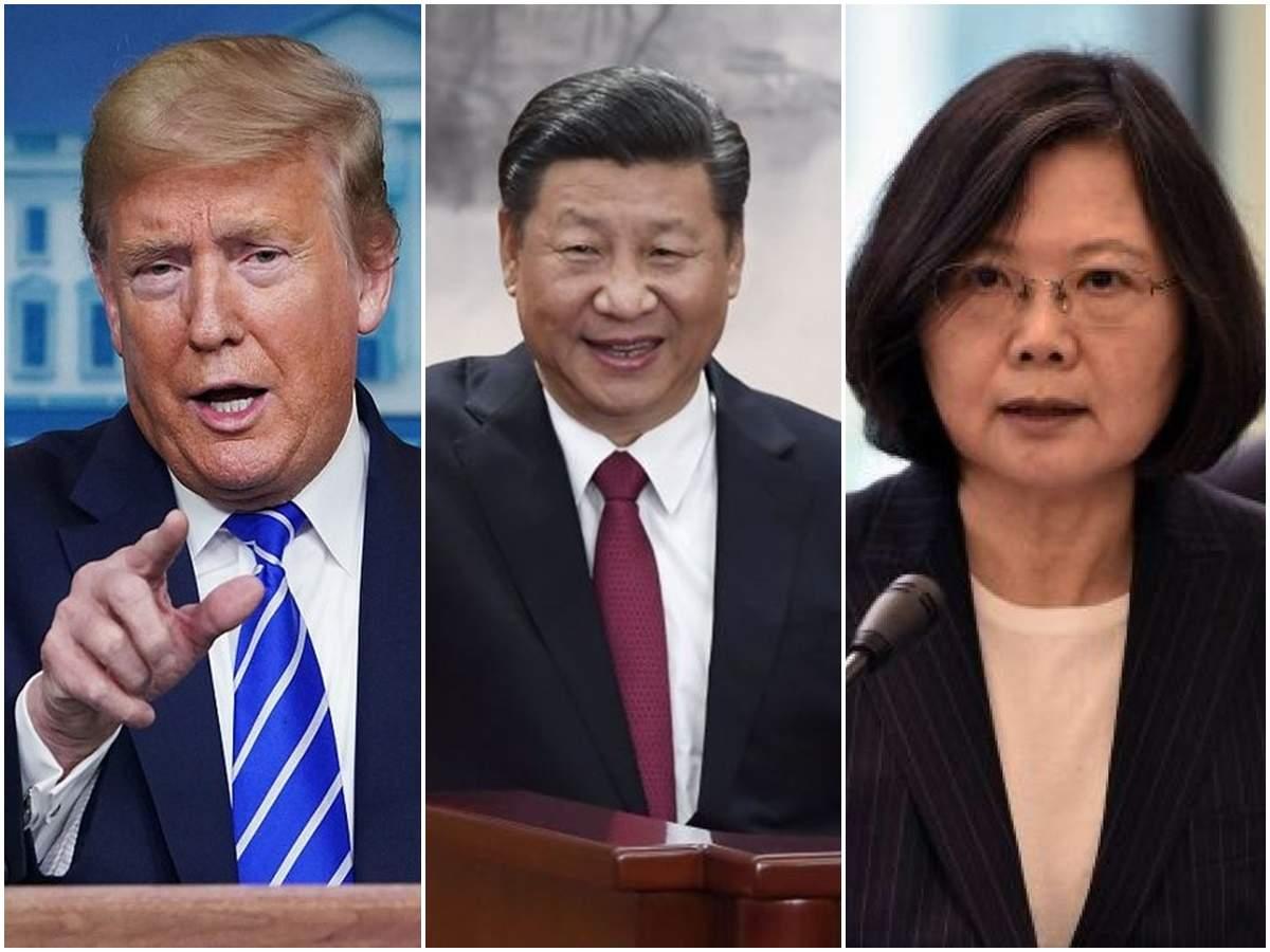 US ने ताइवान को दी पैट्रियॉट मिसाइल, चीन लाल