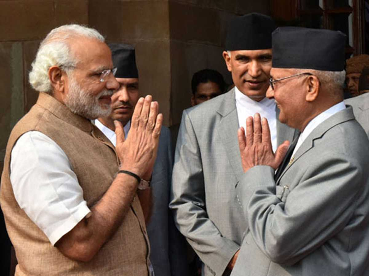 हमको छोड़ सबसे बात कर रहा भारत: नेपाल