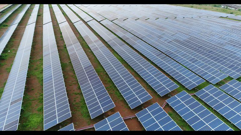 प्रधानमंत्री नरेन्द्र मोदी ने रीवा की मेगा सौर ऊर्जा परियोजना राष्ट्र को समर्पित की