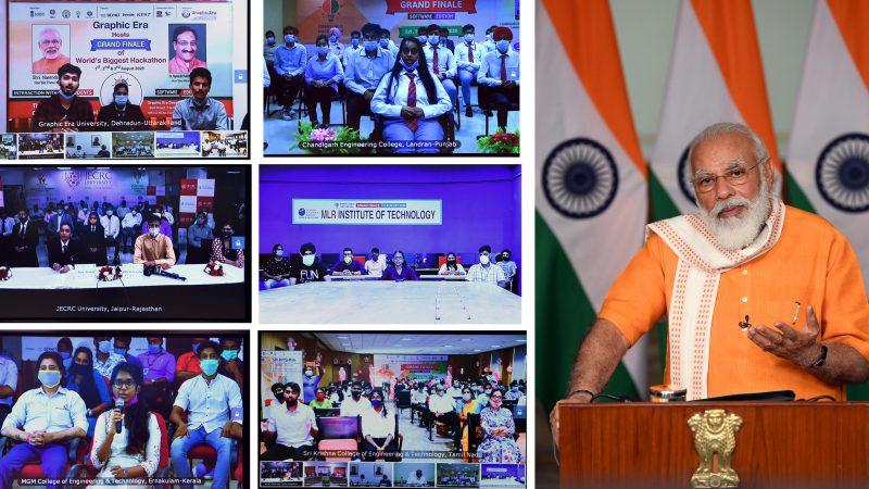 प्रधानमंत्री ने कहा, 21वीं सदी के युवाओं की आकांक्षाओं को दर्शाती है राष्ट्रीय शिक्षा नीति 2020