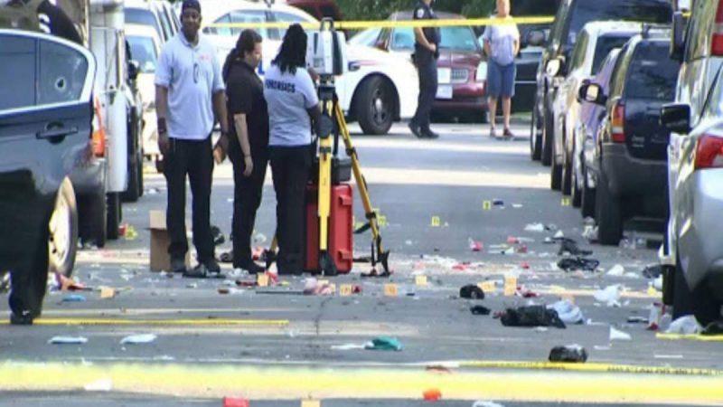 वॉशिंगटन में पार्टी के दौरान गोलीबारी, 1 की मौत