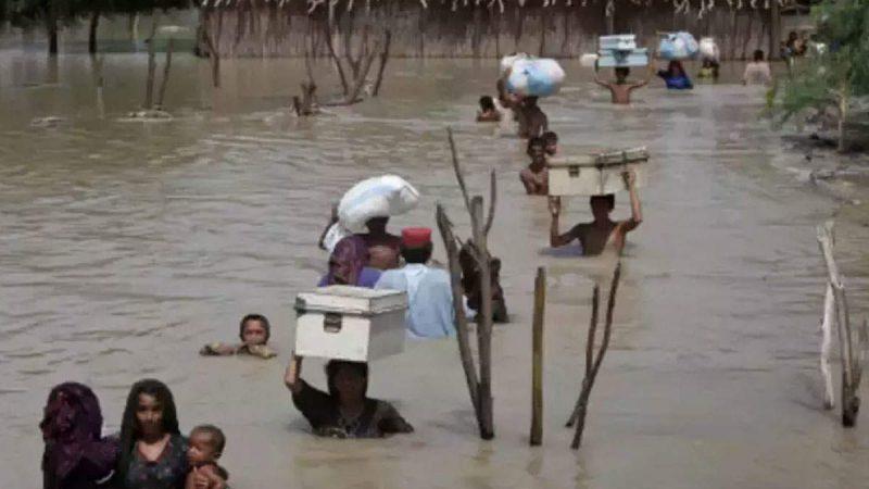 पाकिस्तान में भारी बारिश से 58 लोगों की मौत
