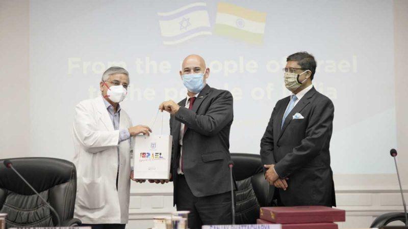 इजरायल ने दिया 'अस्त्र', कोरोना से लड़ेगा भारत