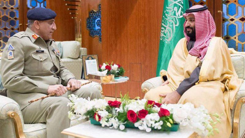 सऊदी-पाक में टेंशन, माफी मांगने जाएंगे बाजवा