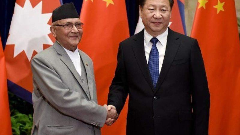 नेपाल को भारत के खिलाफ ऐसे उकसा रहा चीन