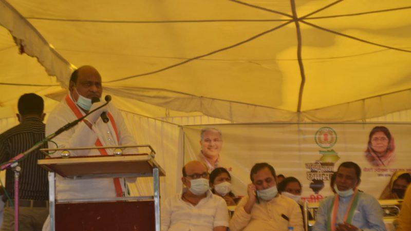 स्वरोजगार के माध्यम से ग्रामीणों और महिलाओं का होगा आर्थिक सशक्तिकरण- राजस्व मंत्री जयसिंह अग्रवाल