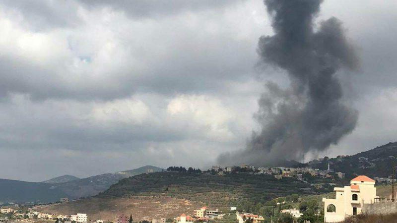 फिर जोरदार धमाके से कांपा लेबनान, कई लोगों के घायल होने की आशंका
