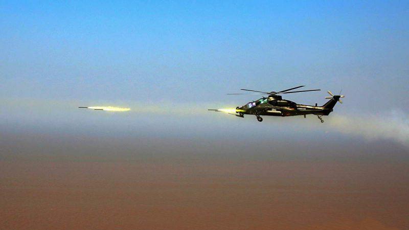 भारत को जंग के लिए उकसा रहा चीन, अक्साई चिन में हेलिकॉप्टर से किया लाइव फायर ड्रिल