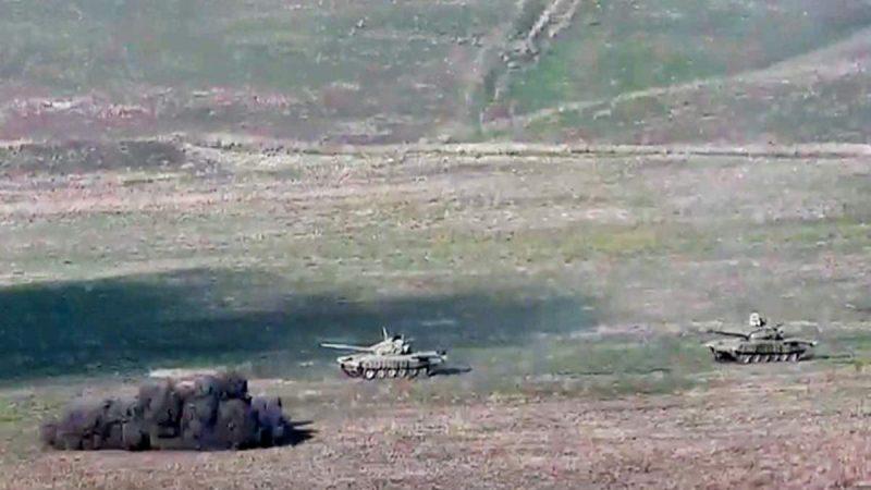 आर्मेनिया और अजरबैजान की लड़ाई में अबतक 16 की मौत, युद्ध को भड़का रहा तुर्की