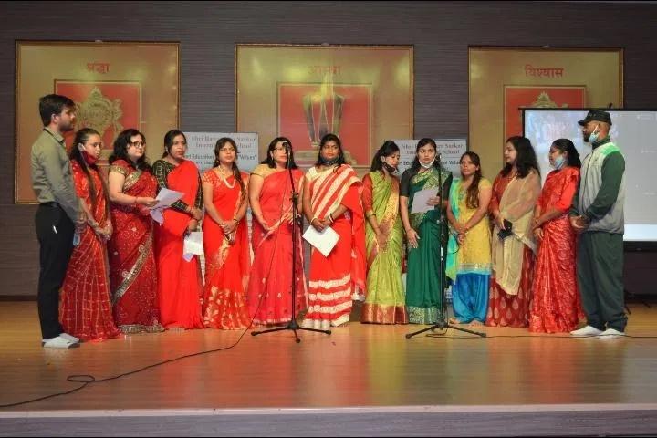 श्री रावतपुरा सरकार इंटरनेशनल विद्यालय की स्पेशल ऑनलाइन असेंबली में छात्रों ने दी प्रस्तुति