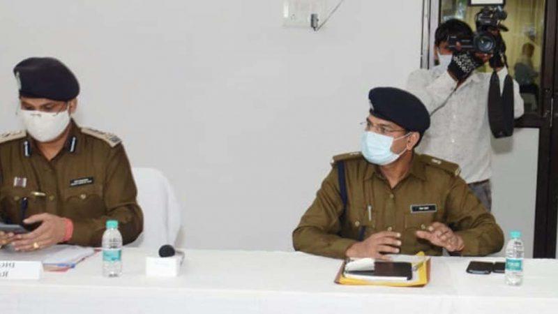 रायपुर : बेसिक, इम्पेक्टफुल और विजिबल पुलिसिंग की आवश्यकता: अवस्थी
