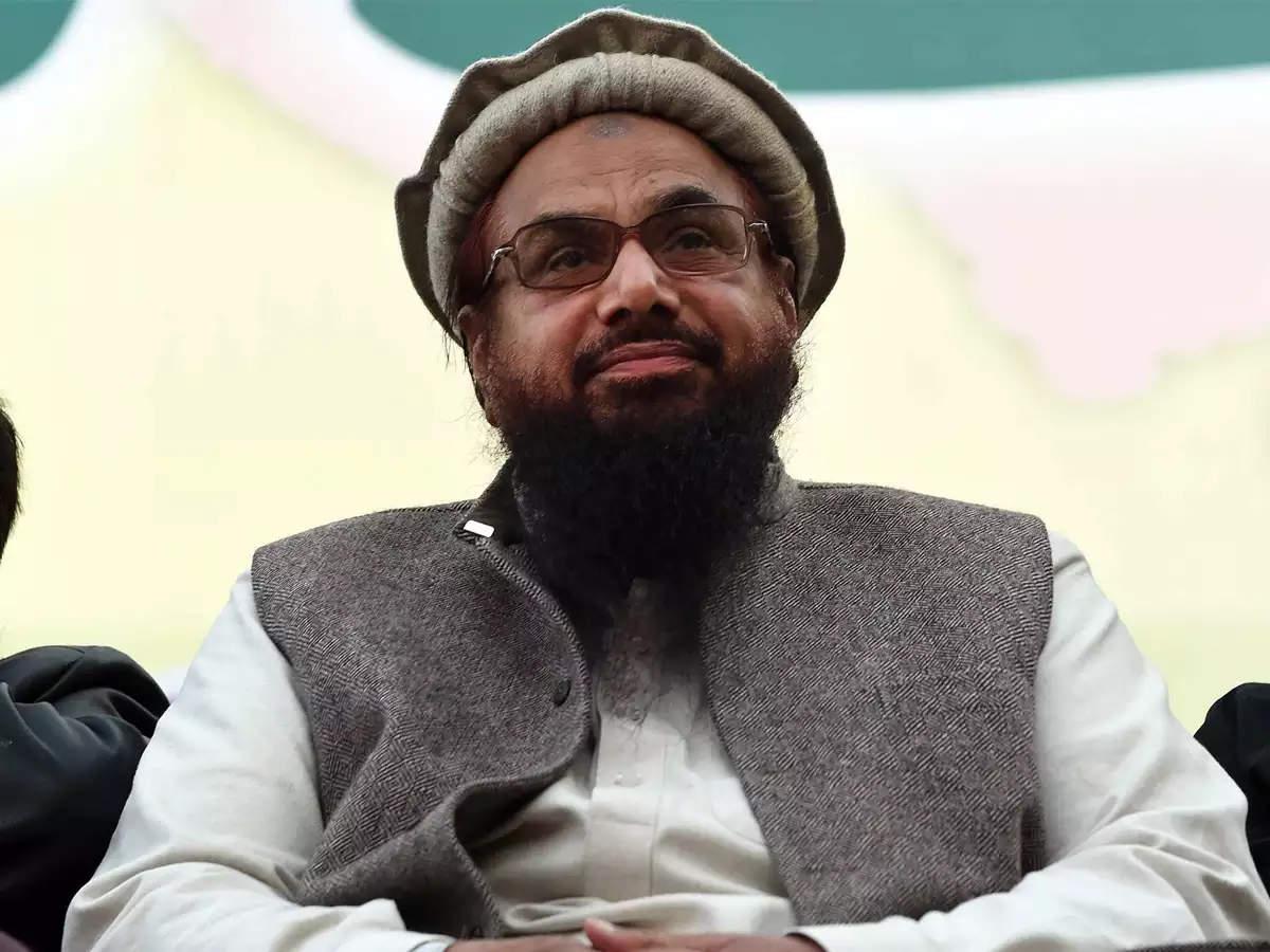 हाफिज सईद को 10 साल की कैद, FATF के ऐक्शन से बचने को पाकिस्तान का नाटक?