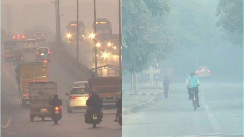 दिल्ली समेत पूरे उत्तर भारत में ठंड का कहर जारी, देखिए तस्वीरें