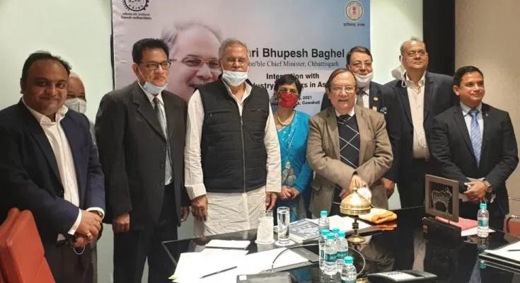 देश और विदेश में पसंदीदा निवेश स्थल के रूप में पहचान बना रहा है छत्तीसगढ़: मुख्यमंत्री भूपेश बघेल