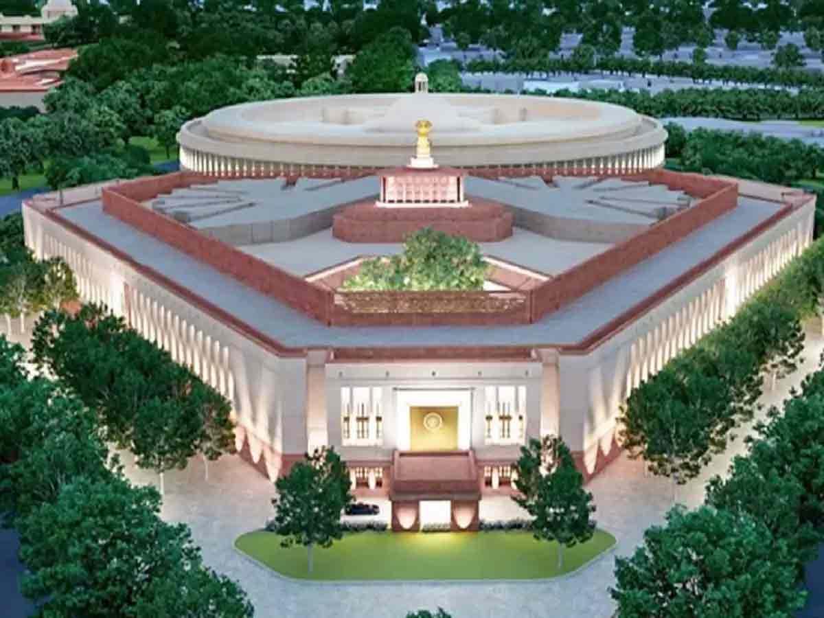 15 जनवरी से शुरू हो सकता है नए संसद भवन के निर्माण का काम