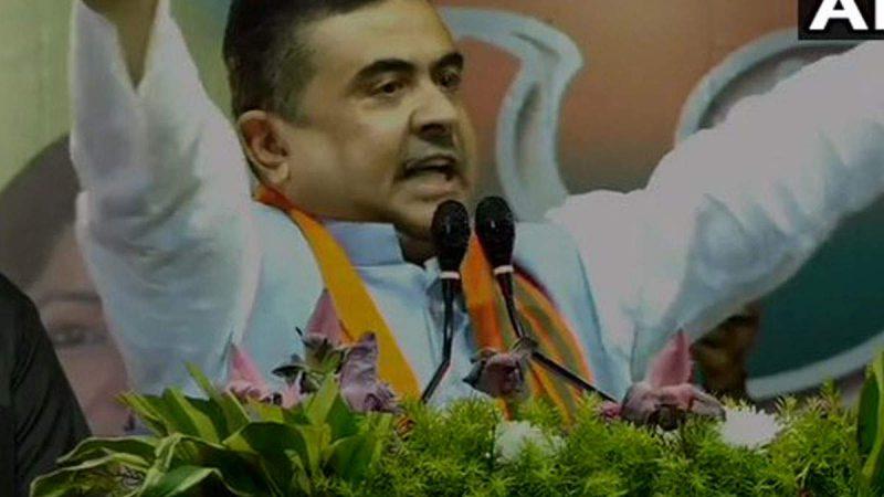 सुवेंदु अधिकारी ने फिर किया पलटवार- 'पूर्व CM का लेटर पैड बनवाकर रख लें ममता बनर्जी'